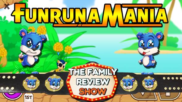 Family Review Show Fun Run Funrunamania