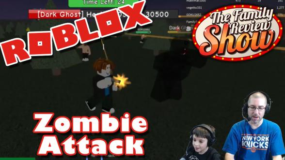 ROBLOX zombie attack