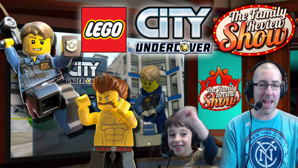 Lego City Undercover Review and Gameplay