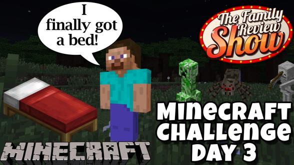 Minecraft 20 For 5 Challenge Day 3