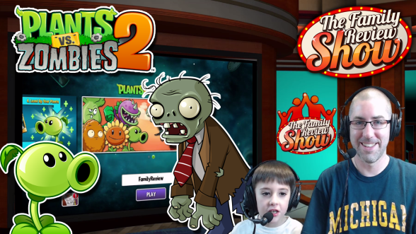 Plants vs Zombies 2 Gameplay and Review